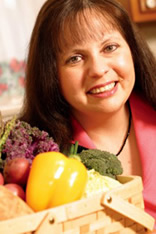 Vegan Cookbook Authors >> Robin Robertson