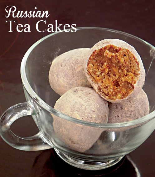Russian Tea Cakes | Vegan Heritage Press