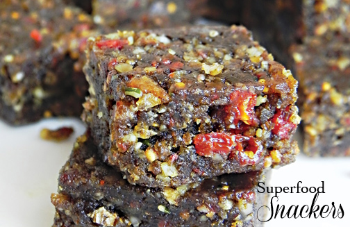 Superfood Snackers