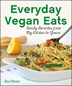 Everyday Vegan Eats by Zsu Dever