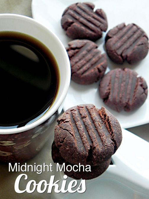 Midnight Mocha Cookies