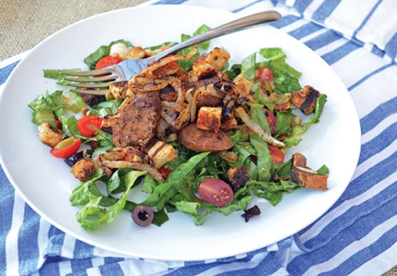 Muffoletta-Inspired Salad LoRes