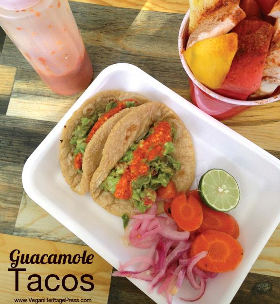 Guacamole Tacos