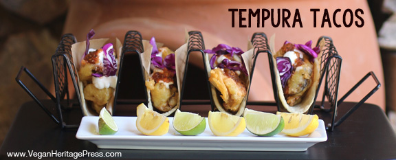 Tacos Tempura