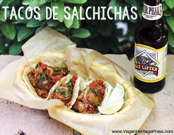 Tacos de Salchichas