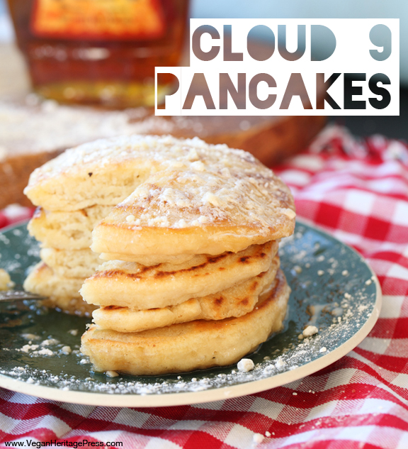 Cloud 9 Pancakes