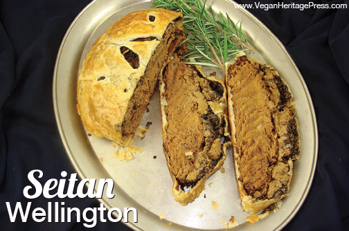 Seitan Wellington