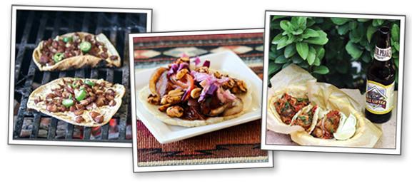 Vegan Tacos Photos