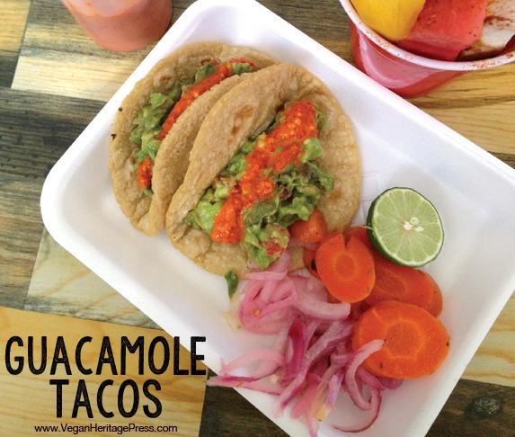 Guacamole Tacos 2