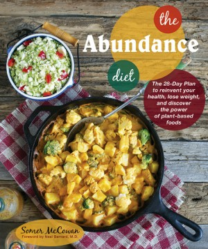 The Abundance Diet book cover