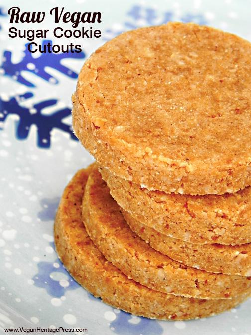 Vegan Sugar Cookie Cutouts
