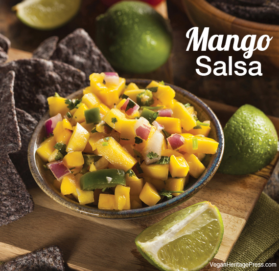 Mango Salsa Super Bowl