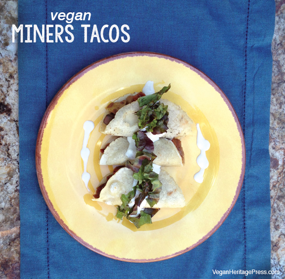 Tacos Mineros Plated