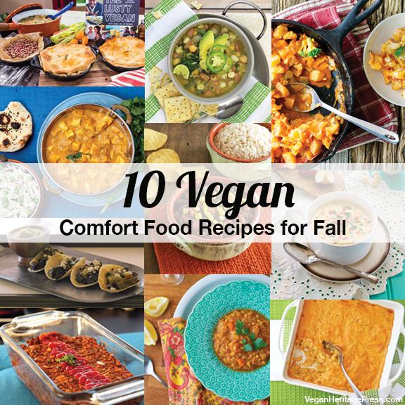 10 Vegan Comfort Food Recipes For Fall