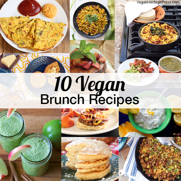 10 Vegan Brunch Recipes