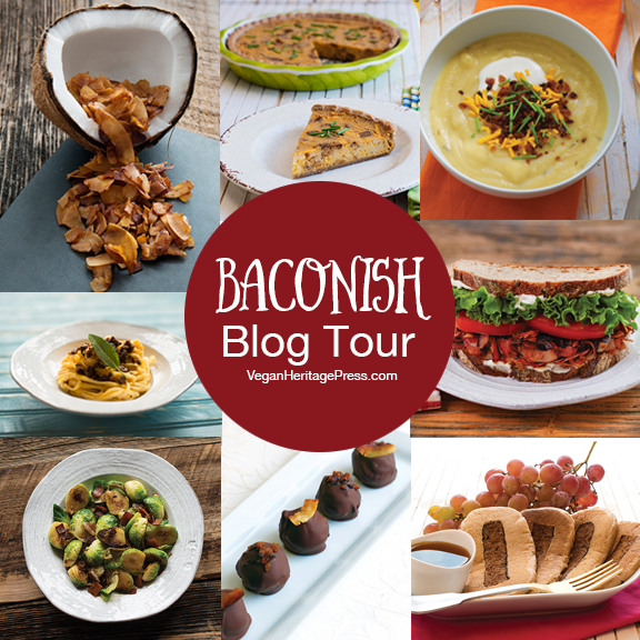 Baconish Blog Tour
