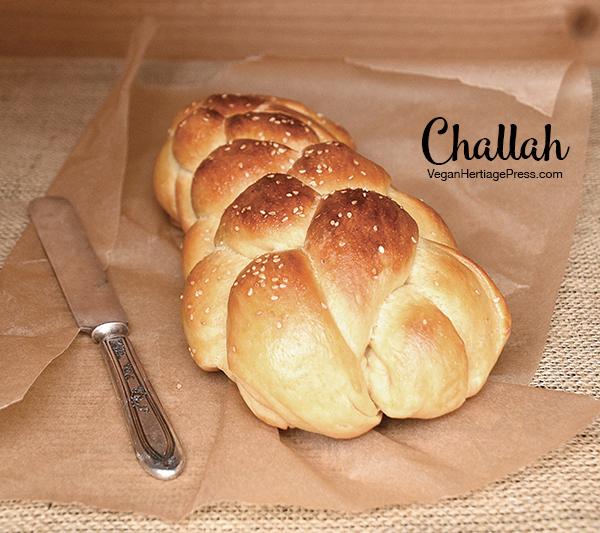 Vegan Challah from Aquafaba by Zsu Dever