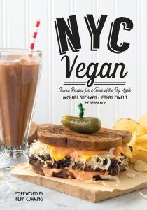 NYC Vegan abook cover