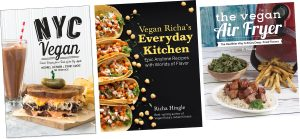 Vegan Heritage Press cookbooks