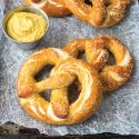 NYC Vegan Street-Cart Pretzels