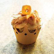 Vegan Elvis Cupcakes
