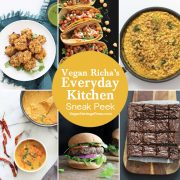 Vegan Richa's Everyday Kitchen Sneak Peek