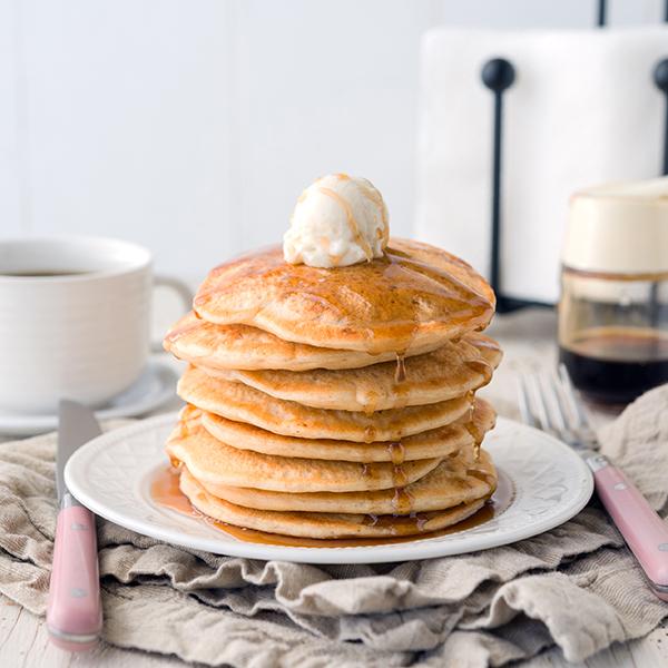 Diner Style Pancakes Vegan Heritage Press