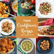 Vegan Cauliflower Recipes