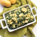 Vegan Colcannon from NYC Vegan by Michael Suchman and Ethan Ciment
