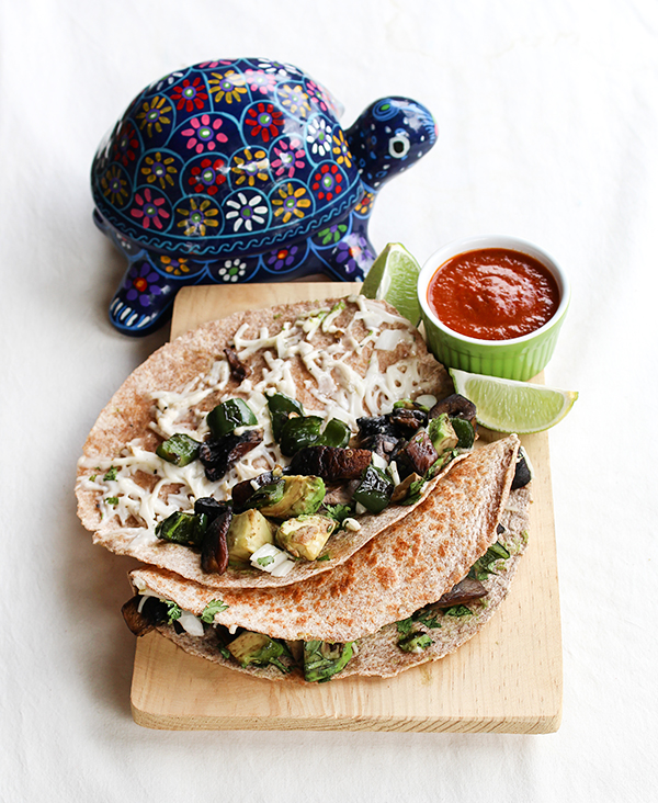 Vegan Pirate Tacos from Vegan Mexico by Jason Wyrick