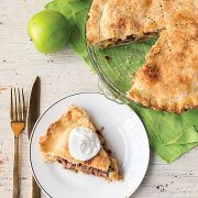 Big Apple Pie from NYC Vegan by Michael Suchman and Ethan CIment