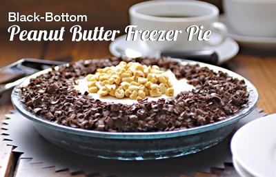 Black Bottom Freezer Pie