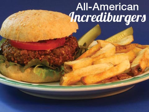 All-American IncrBurger w Midway FF