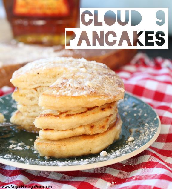 Cloud 9 Pancakes
