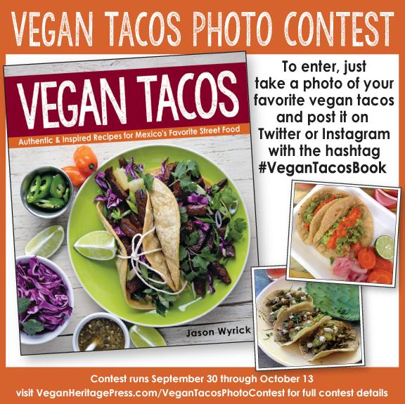 Vegan Tacos Photo Contest
