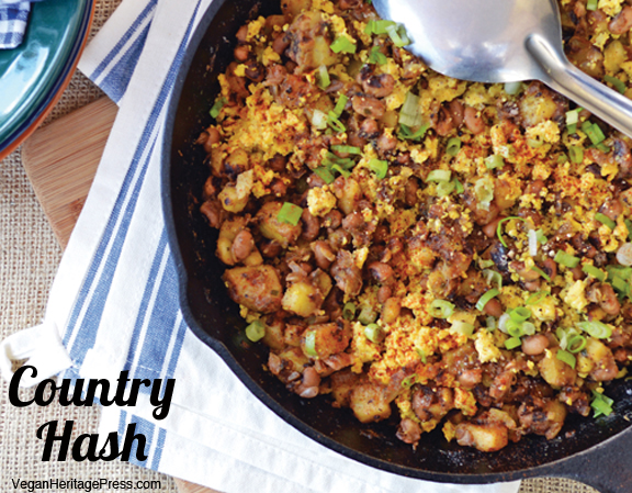 Country-Style Hash