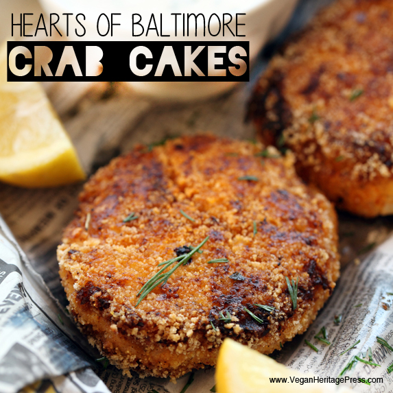 Hearts of Baltimore Crab Cakes instagram