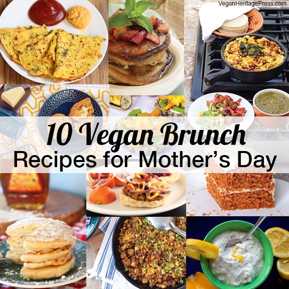 10 Vegan Brunch Recipes for Mother's Day