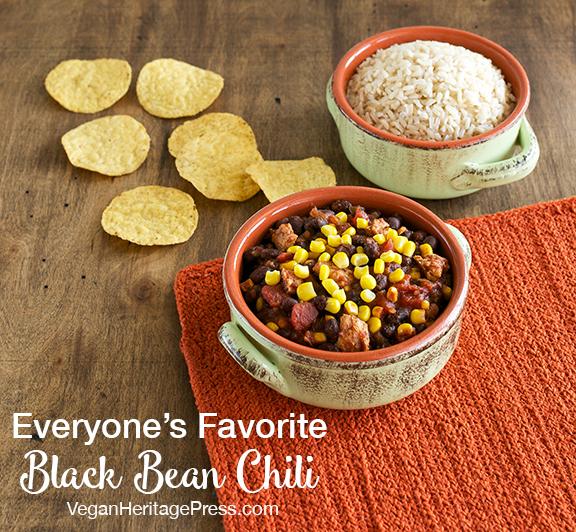 Everyone's Favorite Black Bean Chili