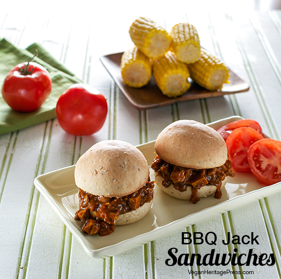 BBQ Jack Sandwiches
