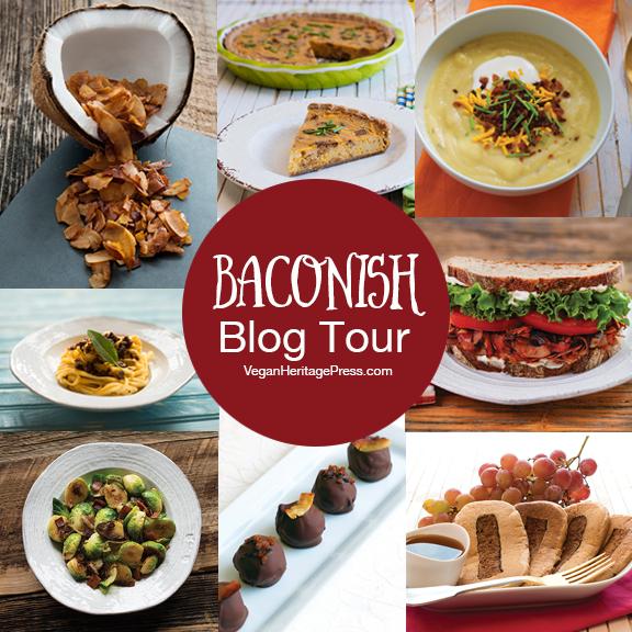 Baconish Blog Tour