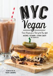 NYC Vegan by Michael Suchman and Ethan Ciment