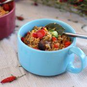 Vegan Jambala